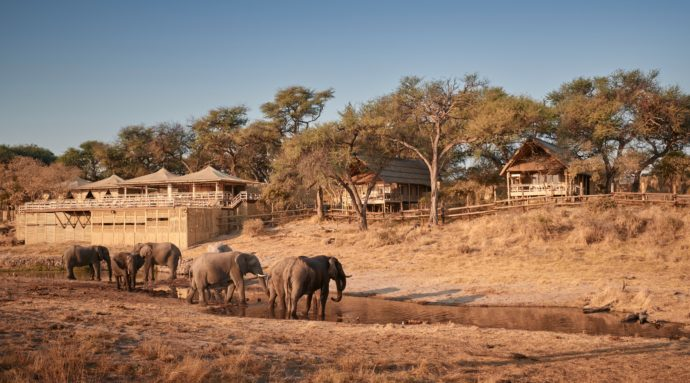Belmond Savute Elephant Lodge, Chobe National Park, Botswana