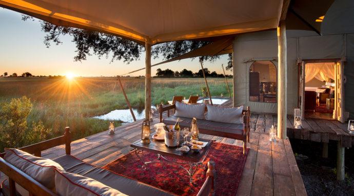Duba Plains, Okavango Delta, Botswana