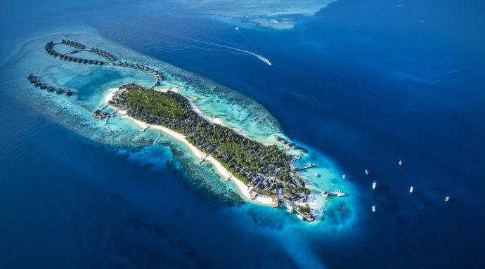 Jumeirah Vittaveli, South Malé Atoll, Maldives