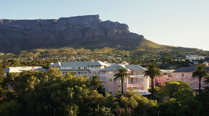 Belmond Mount Nelson, Cape Town, South Africa