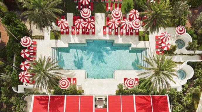 Faena Hotel Miami Beach, Florida, USA