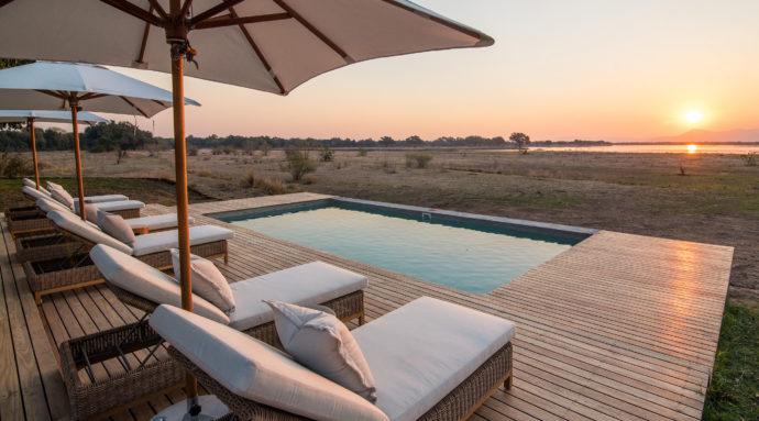 Chikwenya Camp, Mana Pools National Park, Zimbabwe