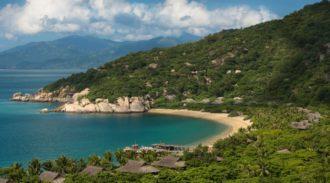 Six Senses, Ninh van Bay, Vietnam