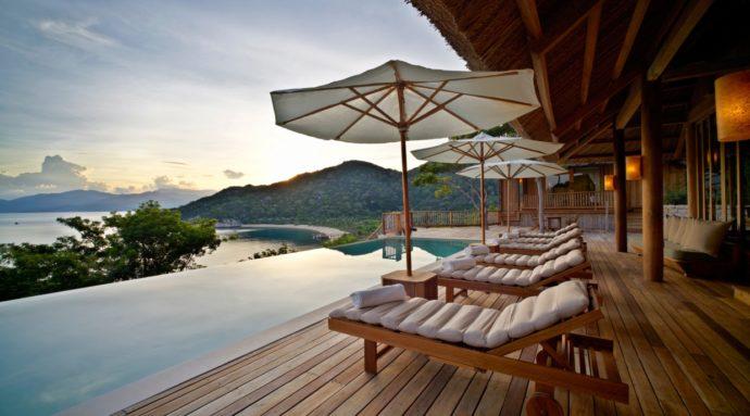 Six Senses  Ninh Van Bay  Vietnam