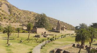 Amanbagh, Rajasthan, India - Bhangargh Fort