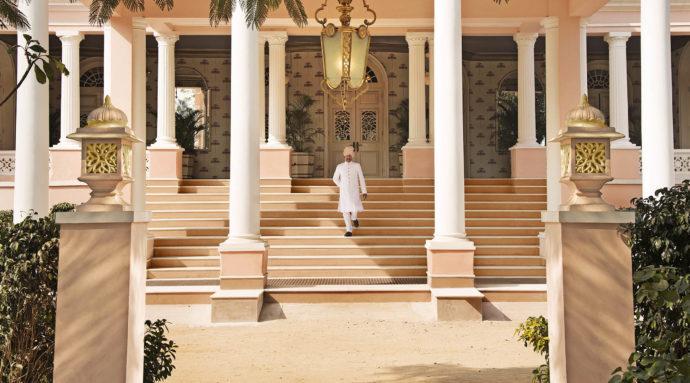 SUJÁN Rajmahal Palace, Jaipur, Rajasthan, India